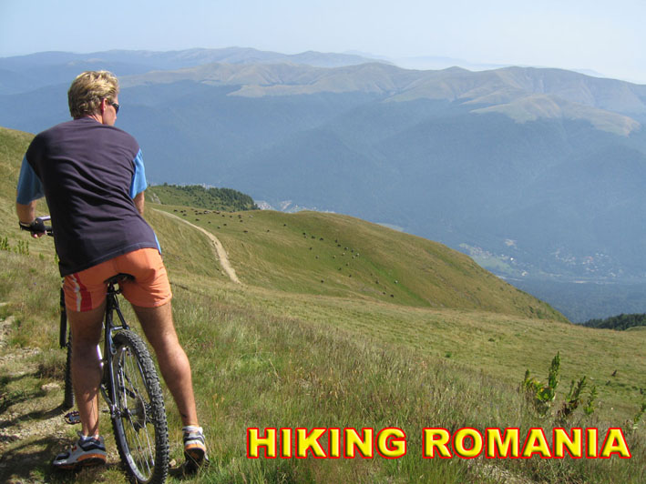 Hiking In Romania